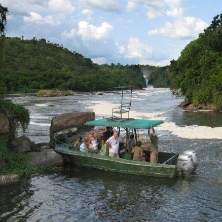 Pearl Afric Nile Visit Murchison Falls Wildlife Circuit